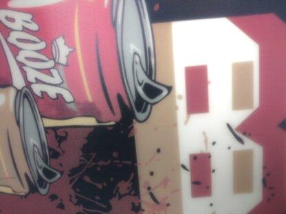 Сноуборд Black Fire Booze 155 см '17