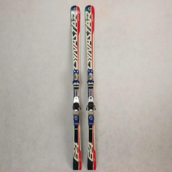 Горные лыжи б/у Dynastar Team Course Comp 64 172 см