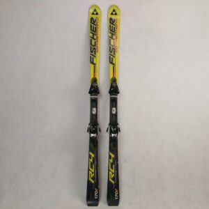 Горные лыжи б/у Fischer Сompetition Pro 170 см