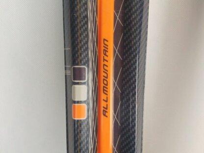 Горные лыжи б/у Fischer 76 AMC Titan 170 см