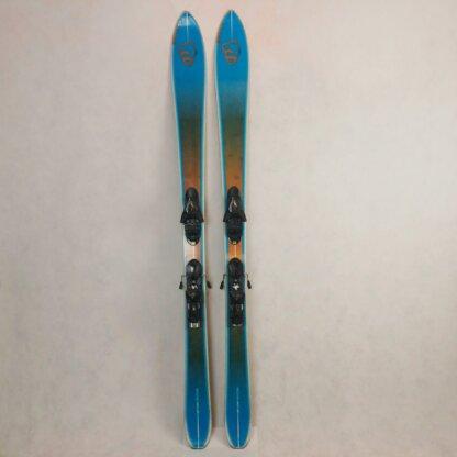 Горные лыжи б/у Salomon BBR 8,9 176 см