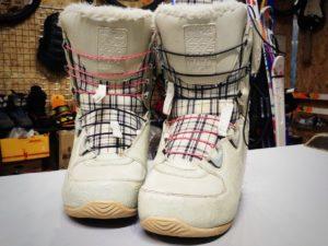 Замена быстрой шнуровки на ботинках Elan