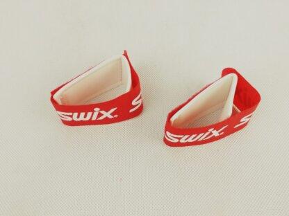 Стяжки для беговых лыж Swix (на липучках)