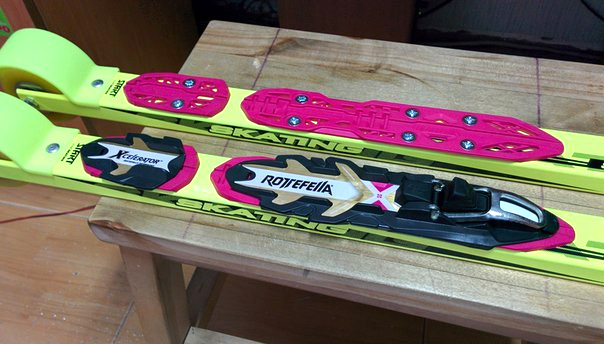 Подготовка и ремонт беговых лыж