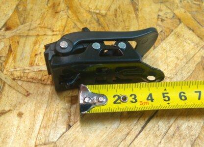 Бакля верхняя черная 42mm