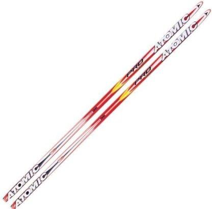 Беговые лыжи ATOMIC PRO COMBI 184