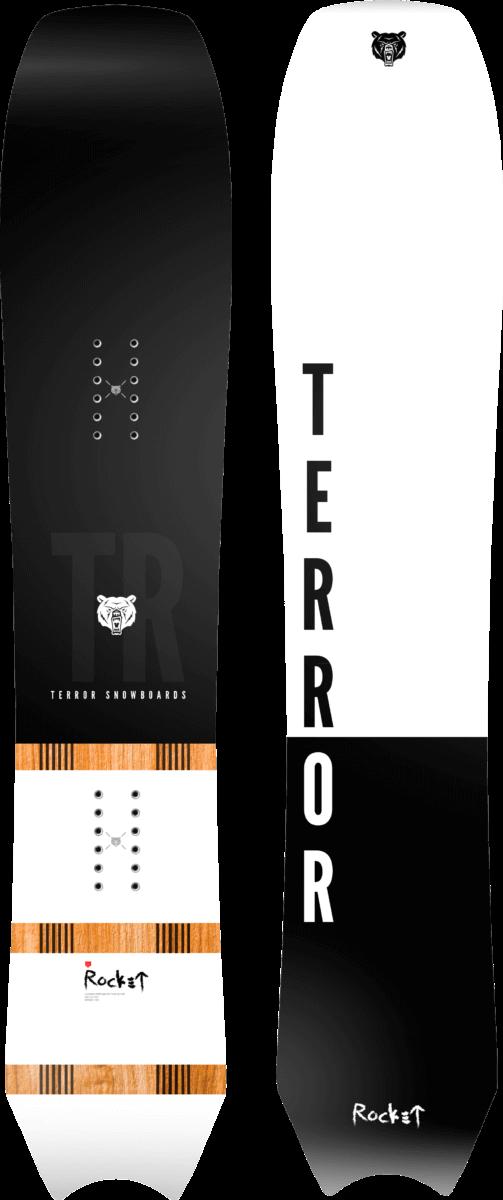 Сноуборд Terror Rocket 155