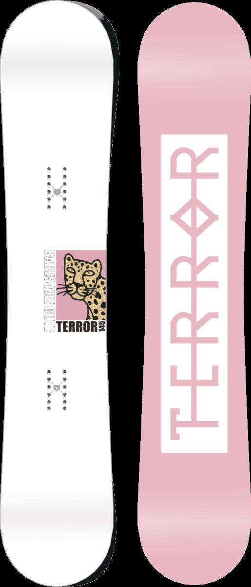 Сноуборд Terror Babes 147