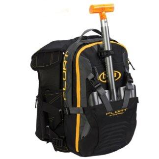 Защита тела с лавинным рюкзаком BCA Float MtnPro 1.0, размер M-L, чёрный, оранжевый, жёлтый 439140