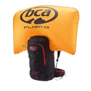 Рюкзак лавинный BCA FLOAT 42 2.0, чёрный, красный