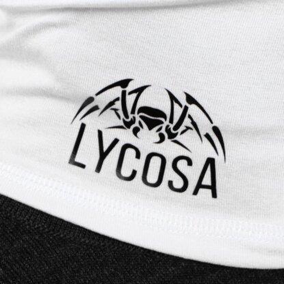 Подшлемник LYCOSA LIGHT-PLUS VISCOSE WHITE, размер S, M