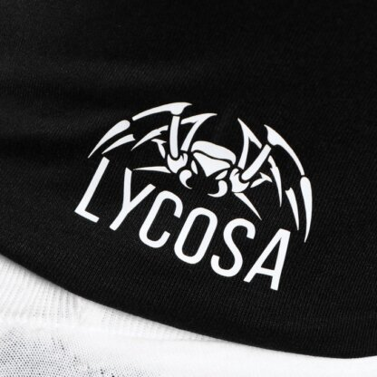 Подшлемник LYCOSA LIGHT VISCOSE BLACK, размер S, M