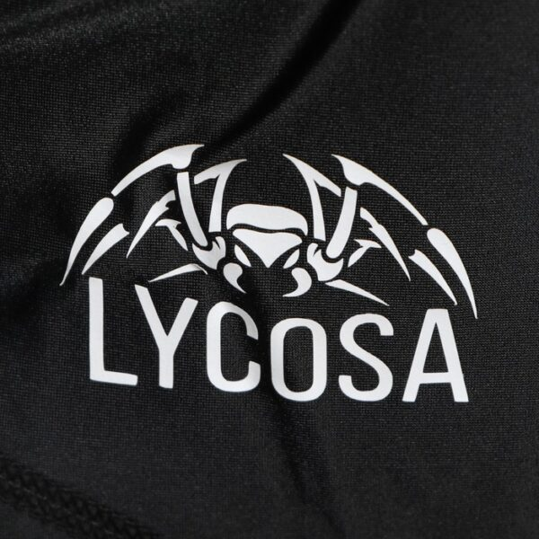Подшлемник LYCOSA SILK-PLUS BLACK, размер S, M