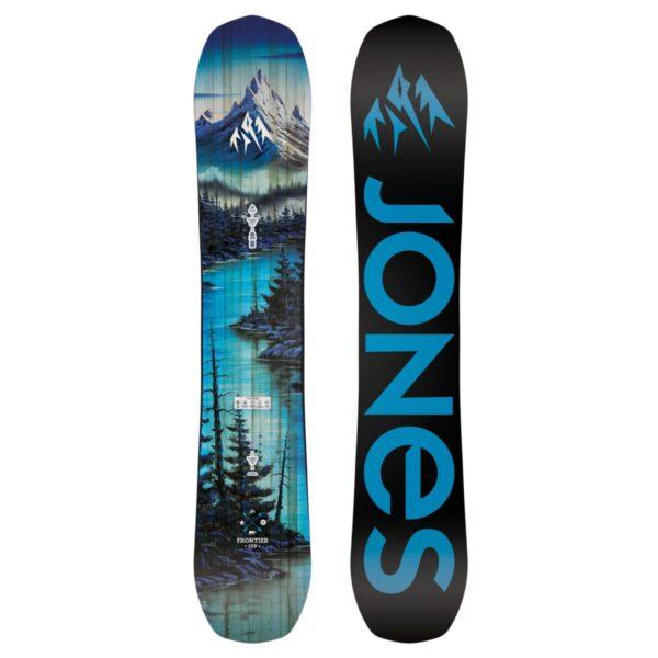 Сноуборд Jones Frontier р.161W 2020-21