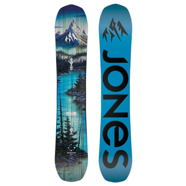 Сноуборд Jones Frontier р.162 2020-21
