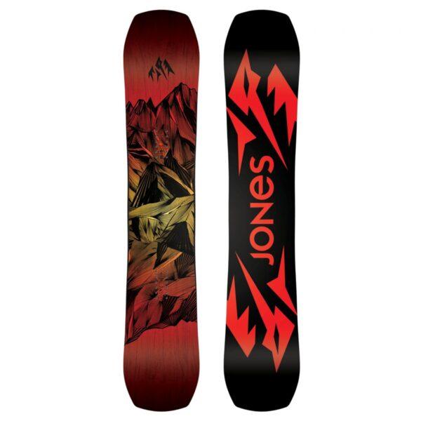 Сноуборд Jones Mountain Twin р.163 2020-21