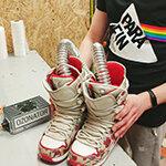 Озонирование обуви