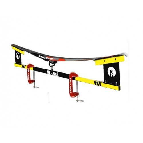 Станок на струбцинах RU-SKI для подготовки лыж