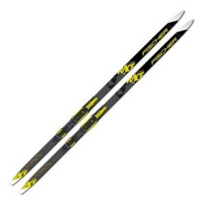 Беговые лыжи fischer crs race JR