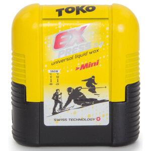 Высокофтористый парафин TOKO 2020-21 High Performance blue 40 g Blue
