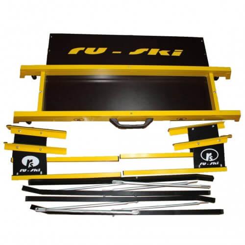 Станок RU-SKI для подготовки пары лыж «Дуэт PRO+»