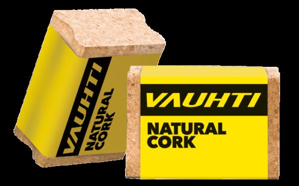 Пробка натуральная Vauhti